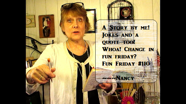 picture of nancy gurish from a fun friday video thumbnail