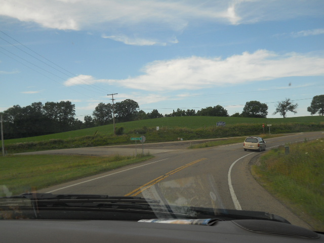 winding road, image taken by Nancy Gurish of Your Health And Tech Friend Magazine.