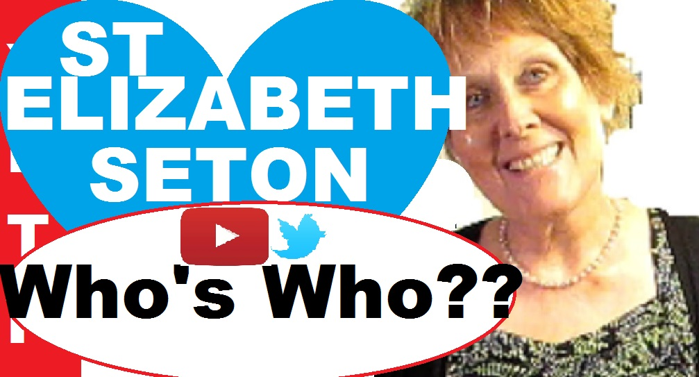 thumbnail image of youtube video about St Elizabeth Ann Seton presented by Nancy Gurish
