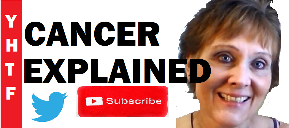 thumbnail image from a video by Nancy Gurish titled Cancer Explained Simple But Not Easy